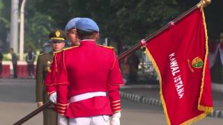 Download Lagu Serah Terima Pasukan Jaga Paspampres di Istana Kepresidenan Gratis STAFABAND