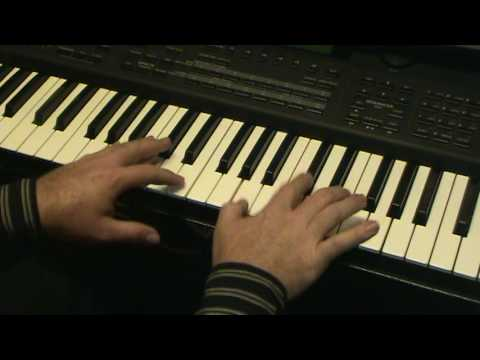 Como tocar merengue base de piano 2 (jimmy alvarez)