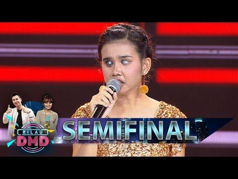 Resty Menyanyikan Lagu [KEJORA] Milik Lesti Dengan Sempurna  - Semifinal Kilau DMD (9/2)
