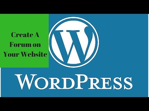 """Increase Traffic by Creating a Forum On Your Website Using """"bbpress"""""""