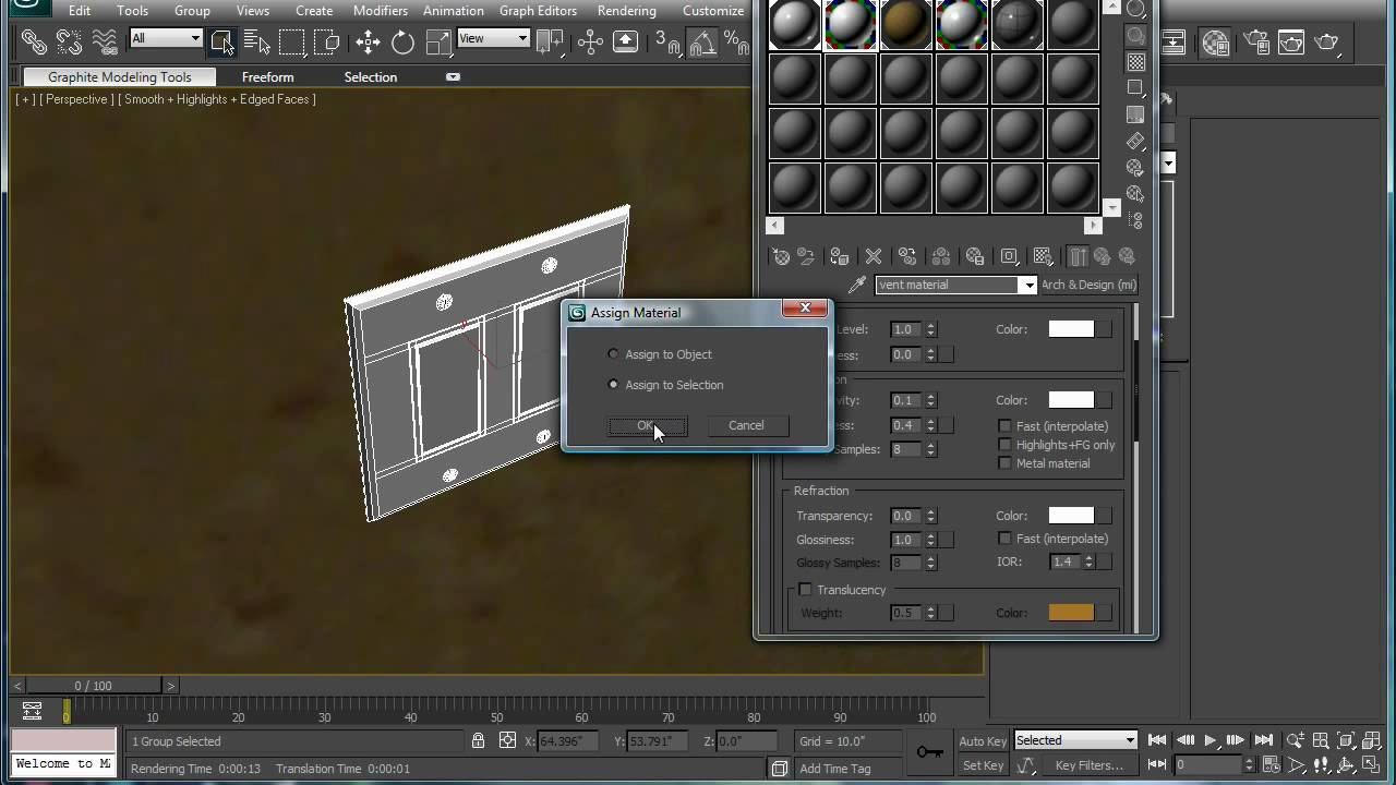 3ds max tutorial interior architectural design bathroom