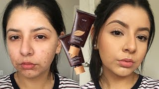 FULL COVERAGE FRIDAY: TARTE AMAZONIAN CLAY FULL COVERAGE FOUNDATION