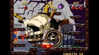 Nightmare in the Dark arcade 2 player Netplay 60fps