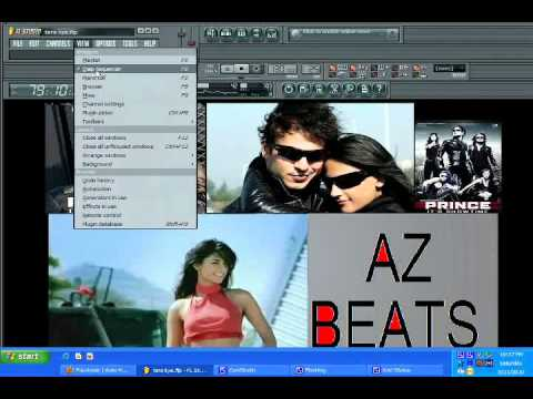 Tere Liye - Prince - Fl Studio Remake! By: Az Beats video