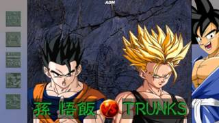 Dragon Ball GT Final Bout español latino walkthrough Gohan