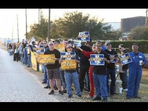 US Refinery Workers Prepare to Strike Today, Representing 64% of Our Refinery Capacity