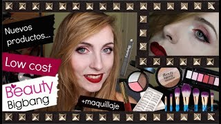 ♥ Beauty Big Bang ♥ Nuevos productos low cost ¿funcionarán? + maquillaje || Sweet S Channel ♥