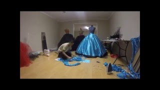 Making of PPG dresses pt.2