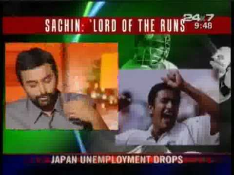 Sachin Tendulkar - Lord of the Runs 1-2