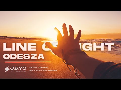 ODESZA - Line of Sight (Lyric Video) feat. Wynne & Mansionair