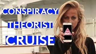 One Week on a Cruise for Conspiracy Theorists - ConspiraSea