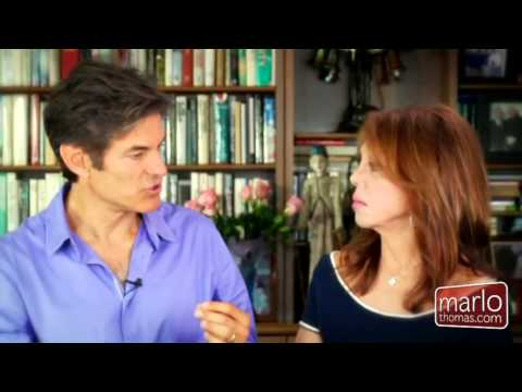 Controlling Sugar Intake: Dr. Oz - Mondays with Marlo