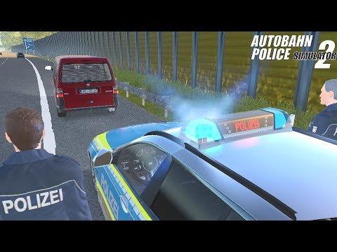 Autobahn Police Simulator 2 - Vehicle Checks and Arrest! 4K