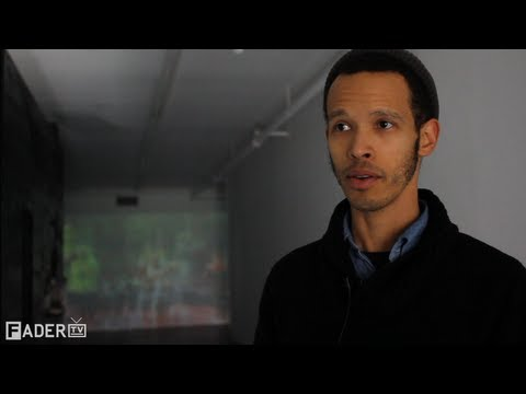 "FADER TV: Art Show - Matt Sims  ""The Space In-Between"""