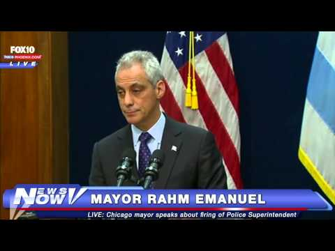 FNN: Chicago Mayor Rahm Emanuel Discusses Police Misconduct and New Task Force