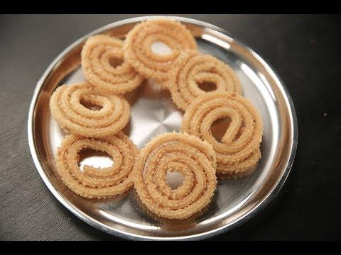 Butter Chakli | Sanjeev Kapoor Khazana