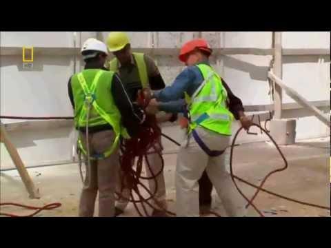 Green Building - Wind Powered, NatGeo World Trade Center Bahrain 3