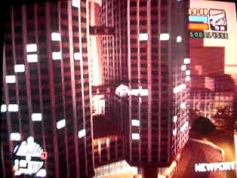 GTA Liberty City Stories PS2- Viaje en Helicoptero (Staunton Island)