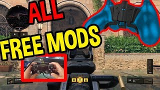 [ENGLISH] ALL FREE Strike Pack MODS and How to configure them
