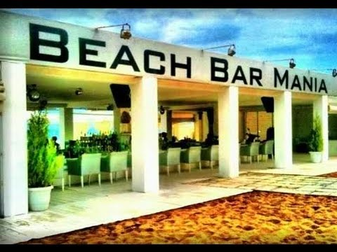 Andrez & Double D (LIVE)-Beach Bar Mania summer 2013 pt.1