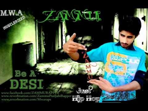 Hath Nai Lanna-ZaMMu-M.W.A.-Punjabi Rap