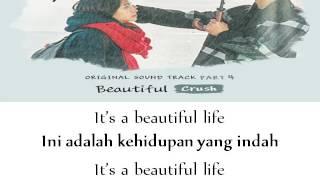 Lirik dan Terjemahan Crush beautiful - OST GOBLIN