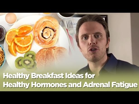 Healthy Breakfast Ideas for Healthy Hormones and Adrenal Fatigue