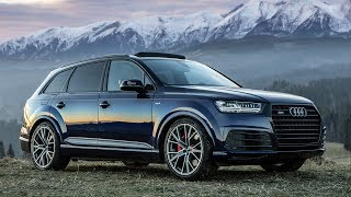 THE MIGHTY 2018 AUDI SQ7 (900Nm!!!) - Audis most powerful SUV that many won't get (US, Canada etc)