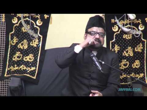 13th Safar 1435 Maulana Abid Bilgrami (Arbaeen Ashra Majlis 2013)