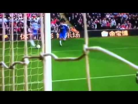 Suarez goal Run vs. Chelsea - Essien Own Goal