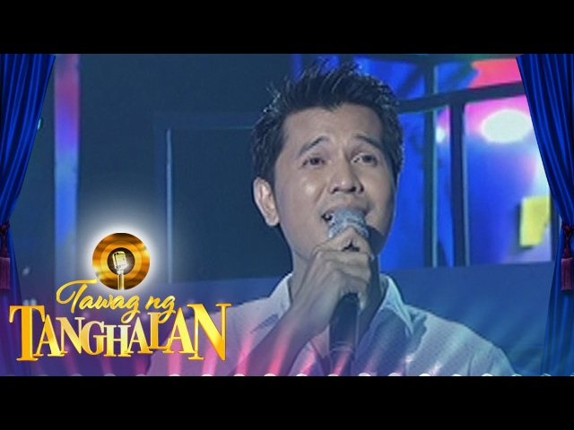 Tawag ng Tanghalan: Jefferson Solares | To Where You Are