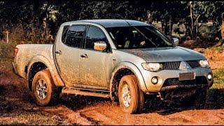 Mitsubishi L200 vs Toyota Hilux | NA LAMA