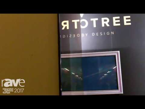 ISE 2017: Videotree Displays Hyper Illusion Mirror