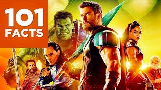 Download Lagu 101 Facts About Thor Gratis STAFABAND