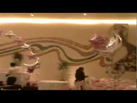 decoracion con globos ideas para 15 años