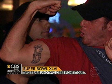 New York vs. Boston: Super rivalry