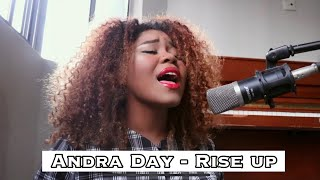 Andra Day - Rise up // Vanessa cover