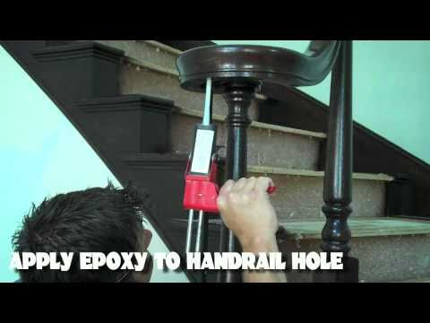 How To: Install Wrought Iron Balusters IN LESS THAN ONE DAY!