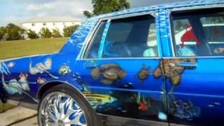 "Oldsmobile Box on 26"" Dub Esinem SL Floaters"