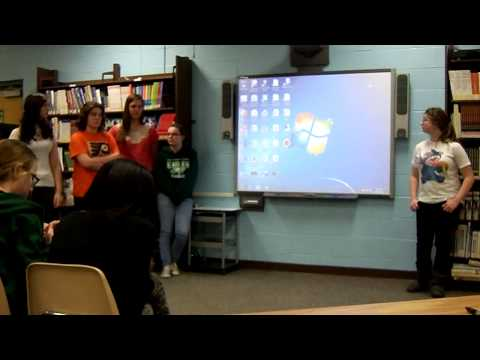 West Deptford Middle School-Self-Esteem among Girls Q&A