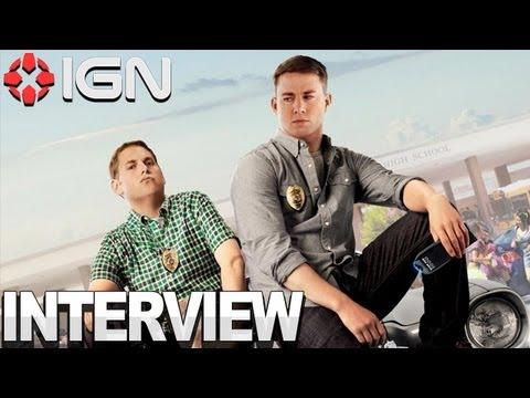 21 Jump Street - Jonah Hill & Channing Tatum Interview
