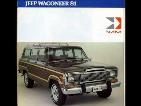 Vam Jeep Wagoneer Youtube