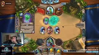 Bankai / Legend Standard / Tempo Rogue VS Jade Druid// Season #42