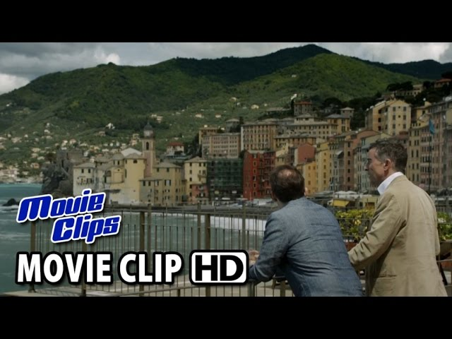THE TRIP TO ITALY 'No RejectioN' Official Movie Clip (2014) HD