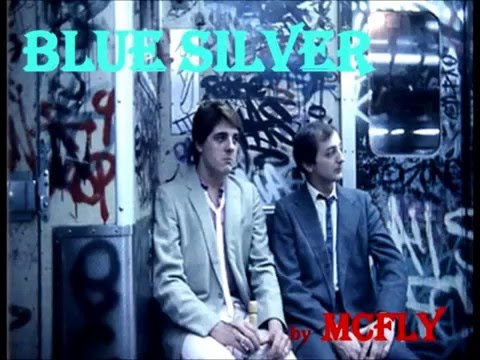 80's New Wave Synthpop Megamix - Blue Silver by Mcfly
