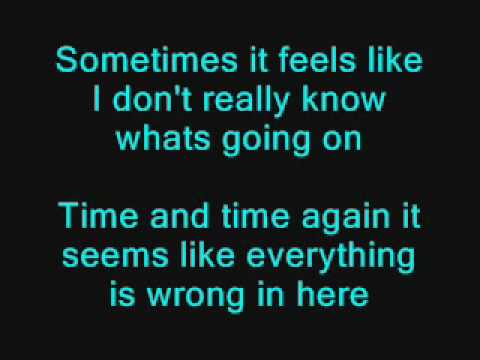 Last Train Home by Lost Prophets (LYRICS)