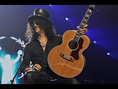 SLASH ACUSTIC LIVE (Completo  - HD)