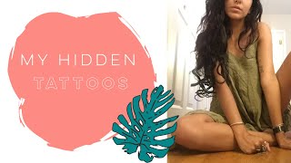 My 7 Hidden Tattoos | Tattoo Tag