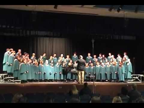 Emerald Ridge High School @ Decatur High School for Choir Contest 2012