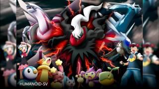 Pokémon The Movie: The Rise of Darkrai - Full Darkrai's Theme Song